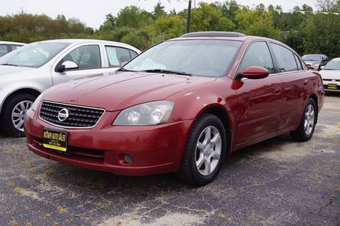 2006 Nissan Altima for sale in Lewiston, ME