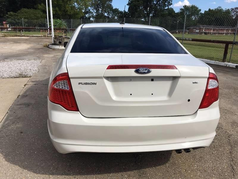 2010 Ford Fusion SE 4dr Sedan - Baton Rouge LA