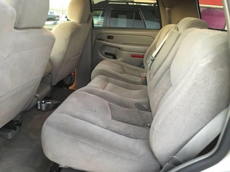2005 Chevrolet Tahoe LS 4dr SUV - Baton Rouge LA