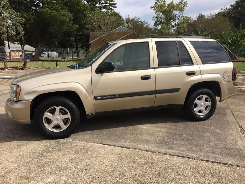 2004 Chevrolet TrailBlazer LS 4dr SUV - Baton Rouge LA