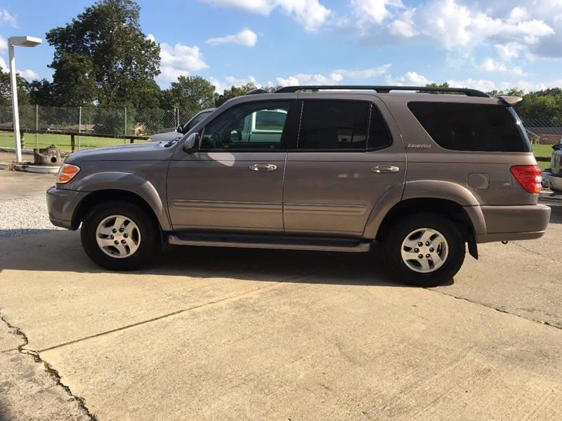 2002 Toyota Sequoia Limited 2WD 4dr SUV - Baton Rouge LA