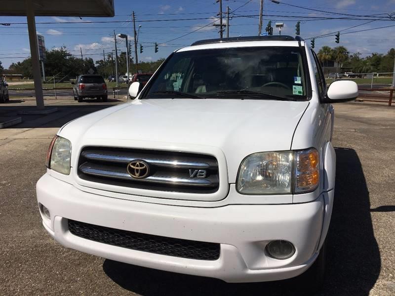 2001 Toyota Sequoia Limited 2WD 4dr SUV - Baton Rouge LA