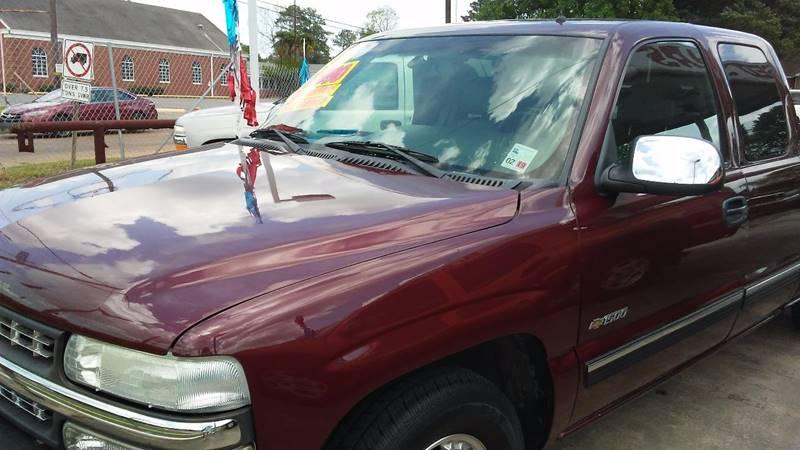2002 Chevrolet Silverado 1500 4dr Extended Cab LT 2WD SB - Baton Rouge LA