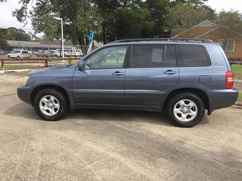 2003 Toyota Highlander for sale in Baton Rouge, LA