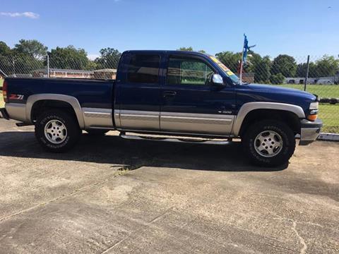 2000 Chevrolet Silverado 1500 for sale in Baton Rouge, LA