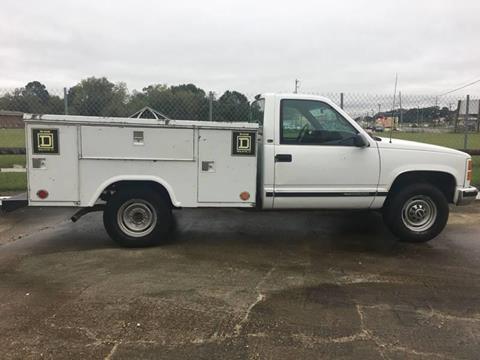 1997 GMC Sierra 2500 for sale in Baton Rouge, LA