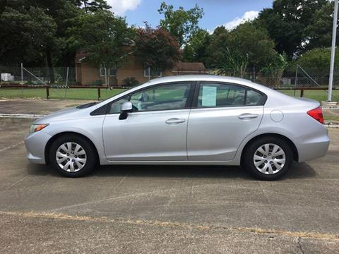 2012 Honda Civic for sale in Baton Rouge, LA