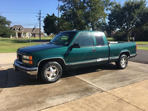 1996 GMC Sierra 1500 for sale in Baton Rouge, LA