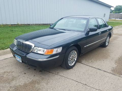 mercury grand marquis for sale in minnesota carsforsale com rh carsforsale com 2000 Mercury Grand Marquis 1998 mercury grand marquis repair manual