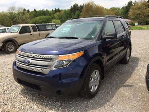 2011 Ford Explorer for sale in Guys Mills, PA