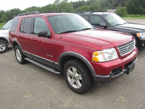 2005 Ford Explorer for sale in Guys Mills, PA