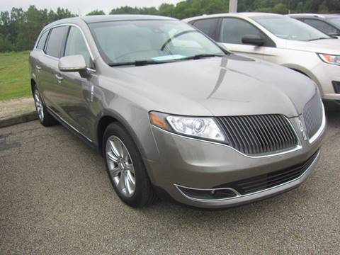 2016 Lincoln MKT for sale in Guys Mills, PA