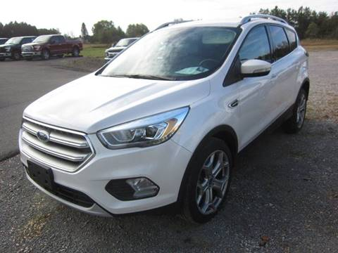 2017 Ford Escape for sale in Guys Mills, PA