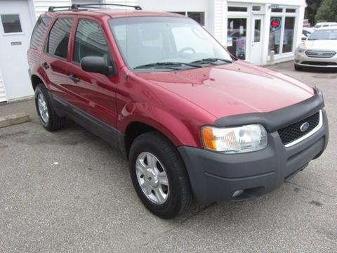 2003 Ford Escape for sale in Guys Mills PA