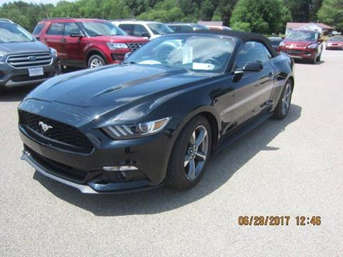 2016 Ford Mustang for sale in Guys Mills PA