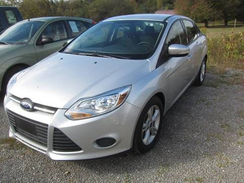 2014 Ford Focus for sale in Guys Mills PA