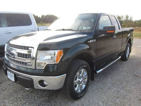 2013 Ford F-150 for sale in Guys Mills PA