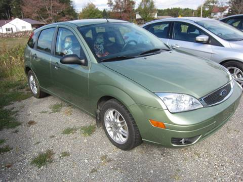 2007 Ford Focus for sale in Guys Mills PA
