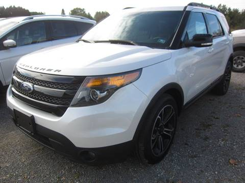 2015 Ford Explorer for sale in Guys Mills PA