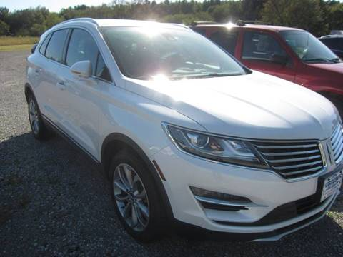 2017 Lincoln MKC for sale in Guys Mills, PA