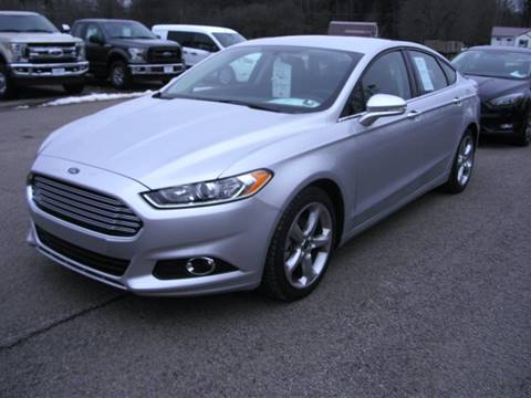 2016 Ford Fusion for sale in Guys Mills, PA