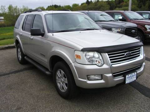 2007 Ford Explorer for sale in Guys Mills, PA