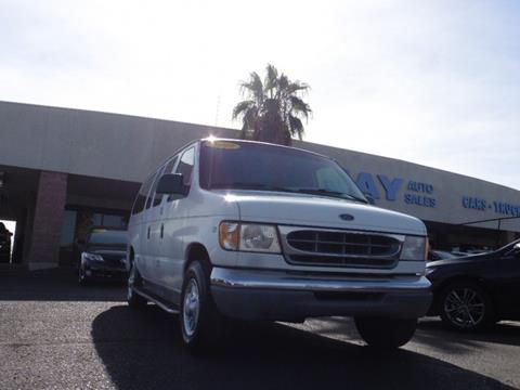 1999 Ford E 350 For Sale In Tucson AZ