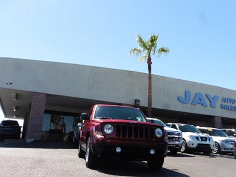 2016 Jeep Patriot for sale in Tucson, AZ