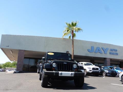 2008 Jeep Wrangler Unlimited for sale in Tucson, AZ