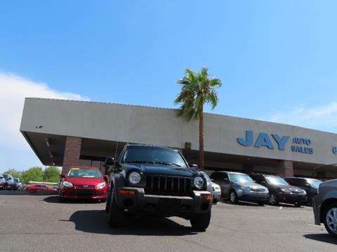 2004 Jeep Liberty for sale in Tucson, AZ