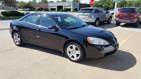 2007 Pontiac G6 for sale in Moline, IL