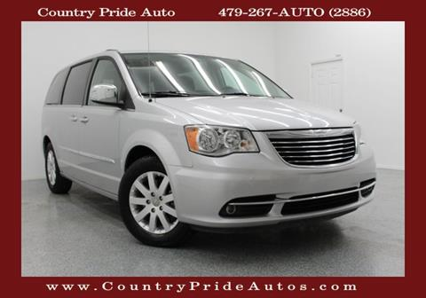 2012 Chrysler Town and Country for sale in Farmington, AR