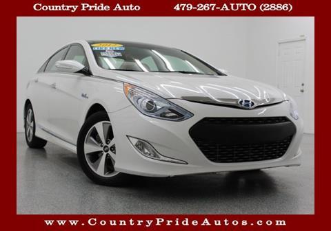 2012 Hyundai Sonata Hybrid for sale in Farmington, AR