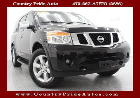 2009 Nissan Armada for sale in Farmington, AR