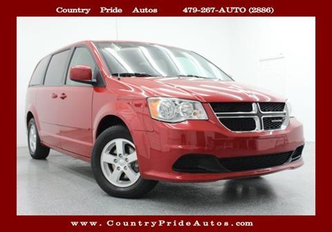 2012 Dodge Grand Caravan for sale in Farmington, AR