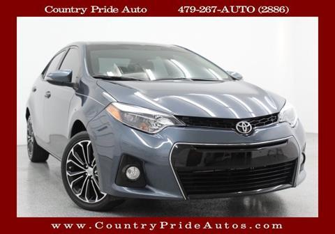 2016 Toyota Corolla for sale in Farmington, AR