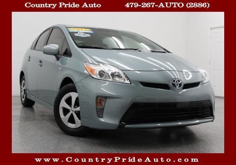 2013 Toyota Prius for sale in Farmington, AR