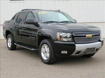 2013 Chevrolet Black Diamond Avalanche for sale in Muskegon, MI