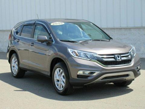 2015 Honda CR-V for sale in Muskegon, MI
