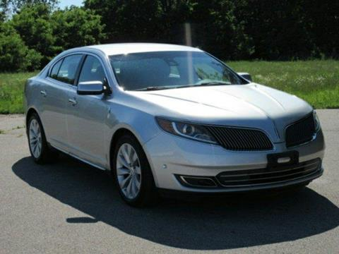 2013 Lincoln MKS for sale in Muskegon, MI