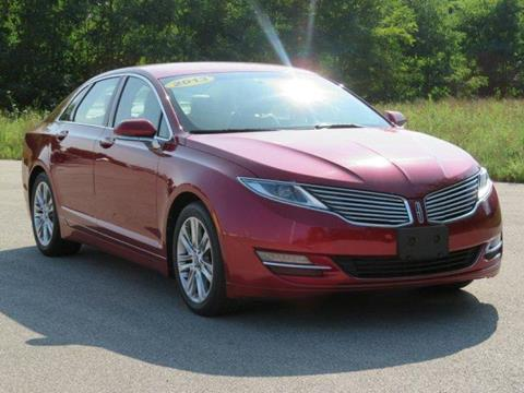 2013 Lincoln MKZ for sale in Muskegon, MI