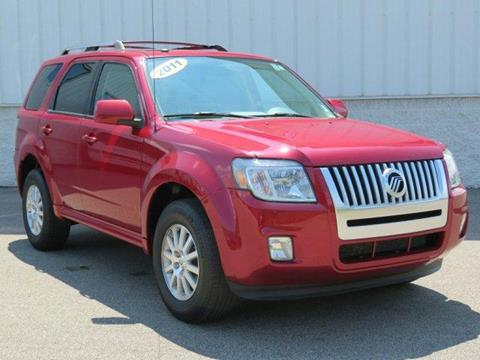 2011 Mercury Mariner for sale in Muskegon, MI