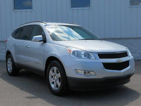 2009 Chevrolet Traverse for sale in Muskegon MI