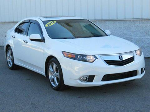 2012 Acura TSX for sale in Muskegon MI