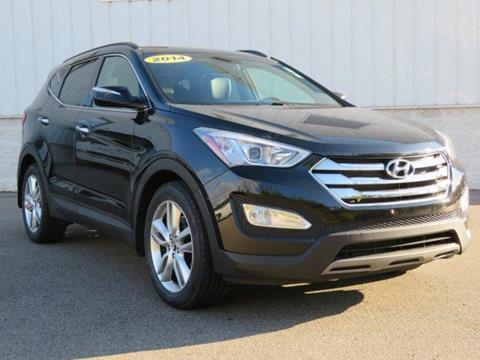Hyundai santa fe for sale for Clyde revord motors everett wa