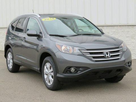 2014 Honda CR-V for sale in Muskegon, MI
