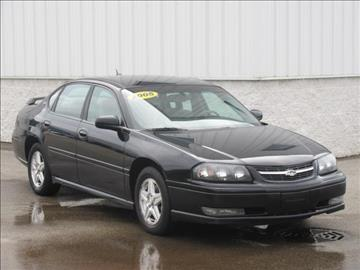 2005 Chevrolet Impala for sale in Muskegon, MI