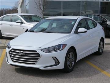2017 Hyundai Elantra for sale in Muskegon, MI