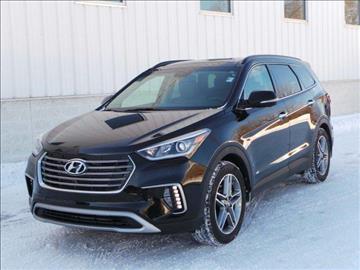 2017 Hyundai Santa Fe for sale in Muskegon, MI