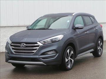2017 Hyundai Tucson for sale in Muskegon, MI